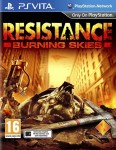 Resistance: Burning skies d'occasion (Playstation Vita)
