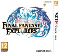 Final Fantasy Explorers d'occasion sur 3DS