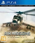 Air Mission Hind   d'occasion sur Playstation 4