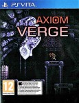 Axiom Verge  d'occasion sur Playstation Vita