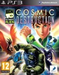 Ben 10 Ultimate Alien : Cosmic destruction d'occasion sur Playstation 3