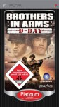 Brothers in Arms D-Day Platinum d'occasion sur Playstation Portable