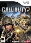 Call of Duty 3 d'occasion sur Wii