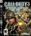 Call of Duty 3 : En Marche Vers Paris d'occasion sur Playstation 3