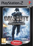 Call of Duty : World at War - Final Fronts Platinum d'occasion (Playstation 2)