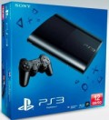 Console Playstation 3 Ultra Slim (12 Go) - En Boîte d'occasion sur Playstation 3