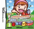 Cooking Mama World: Club Aventure d'occasion (DS)