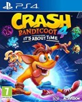 Crash Bandicoot 4 : It's About Time   d'occasion (Playstation 4 )