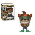 POP Crash Bandicoot - Crash Bandicoot with Scuba Gear - 421 d'occasion (Figurine)
