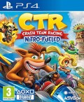 Crash Team Racing Nitro-Fueled  d'occasion (Playstation 4 )