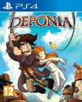 Deponia d'occasion sur Playstation 4