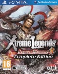 Dynasty Warriors 8: Xtreme Legends - Complete Edition d'occasion (Playstation Vita)