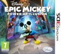 Epic Mickey: Power of Illusion d'occasion sur 3DS