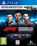 F1 2018 : Headline Edition  d'occasion (Playstation 4 )