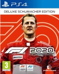 F1 2020 Deluxe - Schumacher Edition  d'occasion (Playstation 4 )