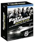 Fast & Furious Coffret 5 Films 5-8 et Fast & Furious : Hobbs & Shaw  d'occasion (BluRay)