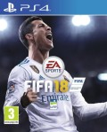 FIFA 18 d'occasion sur Playstation 4
