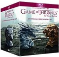 Game Of Thrones (Le Trône De Fer) - Saisons 1 à 7  d'occasion (BluRay)
