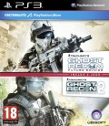 Ghost Recon Double Pack : Future Soldier + Advanced Warfighter 2 d'occasion sur Playstation 3
