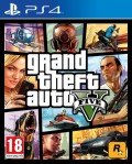 Grand Theft Auto V d'occasion sur Playstation 4