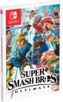 Guide Super Smash Bros Ultimate  d'occasion sur Switch