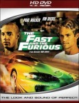 Fast and furious d'occasion en HD DVD