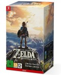 The Legend of Zelda : Breath of the Wild - Edition Limitée (Sous Blister) d'occasion sur Switch