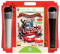 Lips : Number One Hits et 2 Micros d'occasion sur Xbox 360