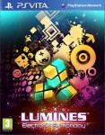 Lumines Electronic Symphony d'occasion sur Playstation Vita