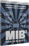 Men in Black 3 4K  d'occasion (BluRay)