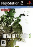 Metal Gear Solid 3: Snake Eater  d'occasion sur Playstation 2