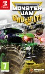 Monster Jam : Crush It d'occasion sur Switch