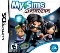 My Sims : Agents (import USA) d'occasion sur DS