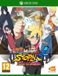 Naruto Ultimate Ninja Storm 4 : Road to Boruto d'occasion sur Xbox One