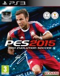 Pro Evolution Soccer 2015 d'occasion sur Playstation 3