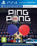 Ping Pong VR d'occasion sur Playstation 4