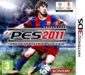 Pro Evolution Soccer 2011 3D d'occasion sur 3DS
