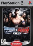 WWE Smackdown Vs. Raw 2010 Platinum  d'occasion sur Playstation 2