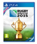 Rugby World Cup 2015 d'occasion sur Playstation 4