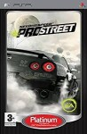 Need for Speed ProStreet Platinum  d'occasion sur Playstation Portable