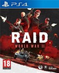 Raid : World War II  d'occasion sur Playstation 4
