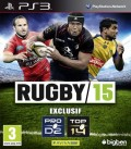 Rugby 15 d'occasion (Playstation 3)