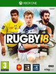 Rugby 18 d'occasion sur Xbox One