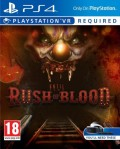 Until Dawn - Rush of Blood VR d'occasion sur Playstation 4