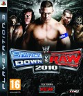 Wwe Smackdown Vs Raw 2010 d'occasion (Playstation 3)