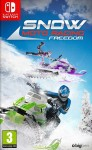Snow Moto Racing Freedom d'occasion sur Switch