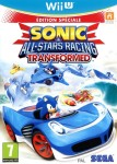 Sonic & All Stars Racing Transformed d'occasion sur Wii U