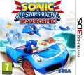 Sonic & All Stars Racing Transformed d'occasion (3DS)