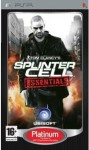 Tom Clancy's Splinter Cell Essentials Platinum d'occasion (Playstation Portable)