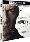 Split 4K d'occasion (BluRay)